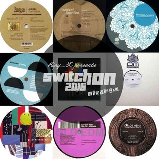 Ripy_X presents Switch On 2016 Vinyls 2.0