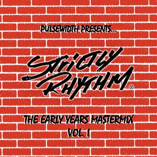 Strictly Rhythm: The Early Years Mastermix Vol. I