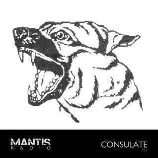 Mantis Radio 197 + Consulate