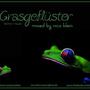 Grasgeflüster 06 (2014) - mixed by nico klein