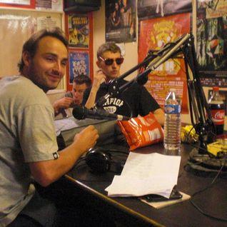 Emission La Voix du HipHop spéciale 4LETTERS samedi 04 juin 2011