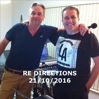 RE-DIRECTIONS (EXTRA HOUR) - ERIC ROGERS (RE GROOVE) & PETER HITCH (NU DIRECTIONS) - 21/10/16