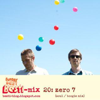 Besti-mix 20: Zero 7