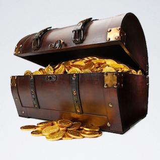 Какво е твоето съкровище?