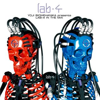 Yoji Biomehanika Presents Lab4 In The Mix