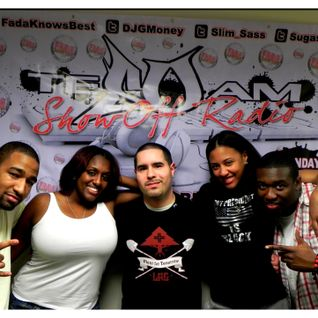 ShowOff Radio Replay || 04.29.12 InStudio Guest @Twinzo #OvertimeConcertSeries