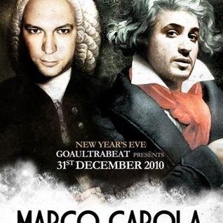Marco Carola b2b Loco Dice - Live @ Goaultrabeat, New Year's Eve - 30.12.2010