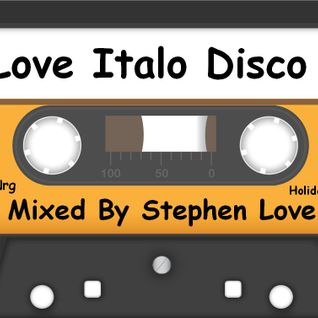 Italo Disco,High Energy,Euro Dance 80's