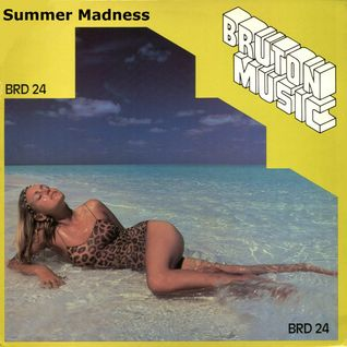 Crate 07 - Summer Madness (Rare and obscure summer songs from Brazil, Ghana Peru and Germany)