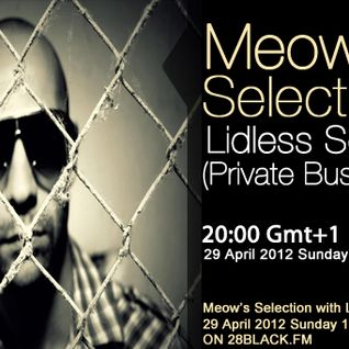 Lidless Sound guestmix to 28Meow's Selection 29.04.2012.