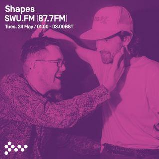 SWU FM - Shapes w/ ELA 303
