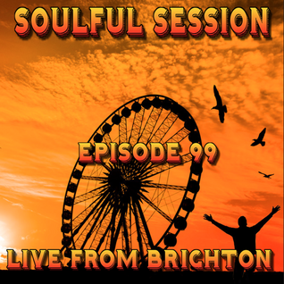 Soulful Session, Zero Radio 12.12.15 (Episode 99) LIVE From Brighton with DJ Chris Philps
