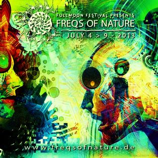 OTKUN @ FREQS OF NATURE 2013 Promo set --  TETRAGRAMATON  FOREST FREQUENCIES
