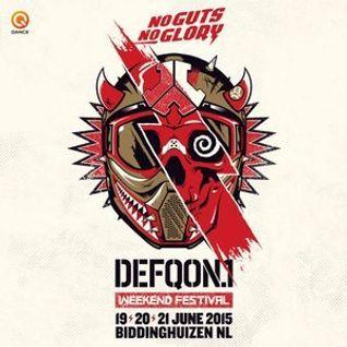 Arkus P @ Defqon.1 Festival 2015