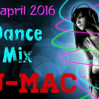 DJ-Mac - Dance Mix - 30 min (8th April 2016)