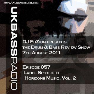 Ep. 057 - Label Spotlight on Horizons Music, Vol. 2