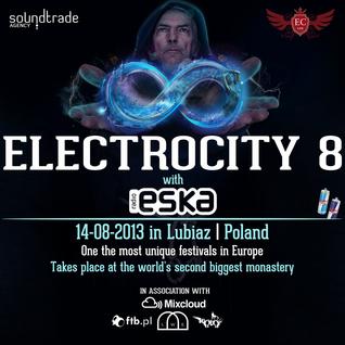Electrocity 8 Contest - Dj Masfur
