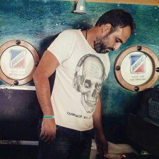 Alexskyspirit Live Set @ Poco Poco Beach Bar 26/08/2015