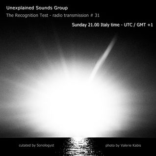 Unexplained Sounds Group - The Recognition Test # 31