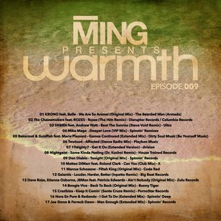 MING Presents Warmth 009