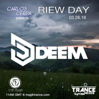Deem @ RIEW Day (03.26.16)
