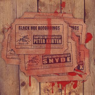 Black Hoe Recordings Promo Mixes - Chapter Ten With Peter Kurten