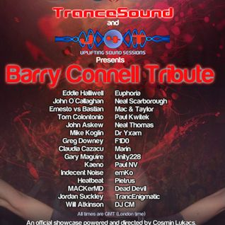 MACKerMD - BARRY CONNELL TRiBUTE (UF283 SPECiAL EDIT)