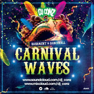 DJ CONZ - CARNIVAL WAVES