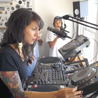 Discwoman with guest Amanda Mussi @ The Lot Radio 10 April 2016