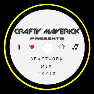 THE CRAFT/WORK MIX DECEMBER 2012 by *CRAFTY MAVERICK*