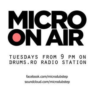 Micro @ Drums.ro Radio (13.08.2012) # Poodcast 013