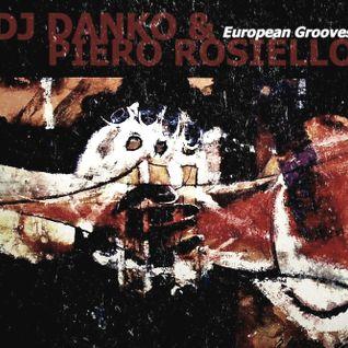 Cloud Danko & Piero Rosiello - European Grooves