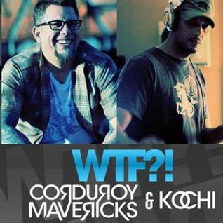 WTF?! radio show w/ Kochi N Juan Zapata on Sugar Shack Recordings 10232015