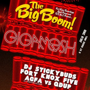 "AGFA presents ""The Big Boom Promo Mix"""