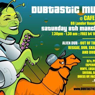Nicole Dubtastic presents Eclectic Development Show with DJ Reaction Dubplate Mix -19th Feb 2014