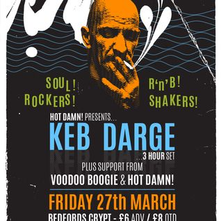 Hot Damn! Presents Keb Darge (3hr mix)