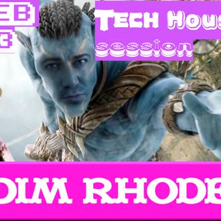Dim Rhode February '13 Podcast / Tech House session