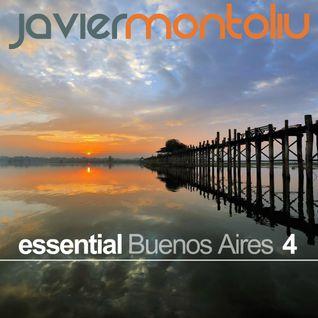 Javier Montoliu - Essential Buenos Aires Sunshine Series 4 (February 2013)