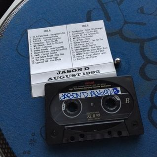 Mix Tape - August 1992
