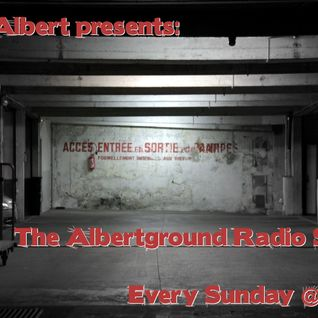 1st Albertground Radio Show pt.1