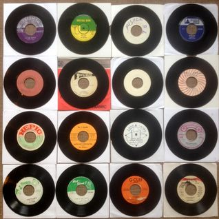 Giddap! - a selection of reggae 45's recently added to the vaults of ColdSweat