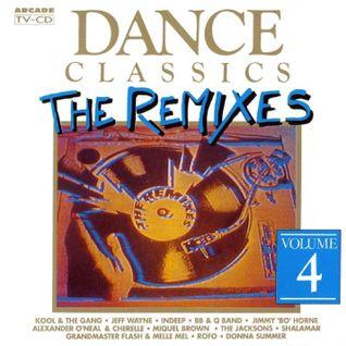 Dance Classics - The Remixes Vol.4