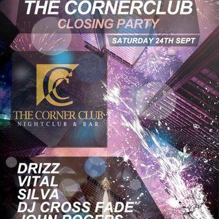 DJ SILVA @ Corner Club closing party part 2