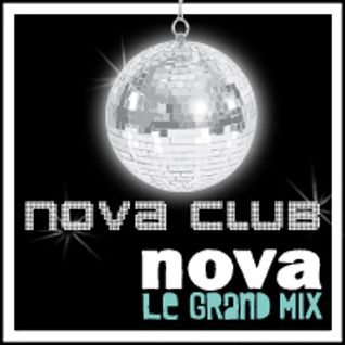 Itw & Live Mix @ Nova Club (Radio Nova)