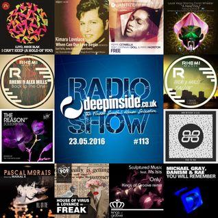 DEEPINSIDE RADIO SHOW 113 (Rhemi Artist of the week)