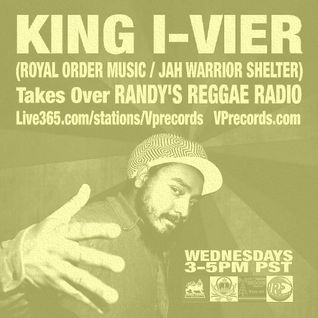1-15-14 KING I-VIER TAKES OVER RANDY'S REGGAE RADIO!