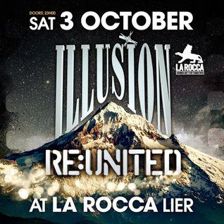 """DJ Wout Radioshow week 40 """"Illusion Trance Classix"""""""