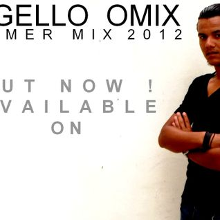 Angello Omix Summer Afro House Mix 2012