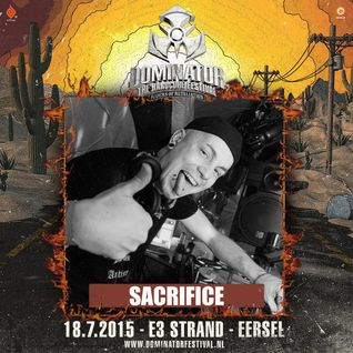 Dominator festival - Riders of Retaliation | DJ Contest mix by Sacrifice