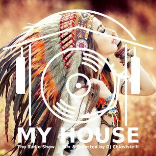 My House Radio Show 2016-11-12